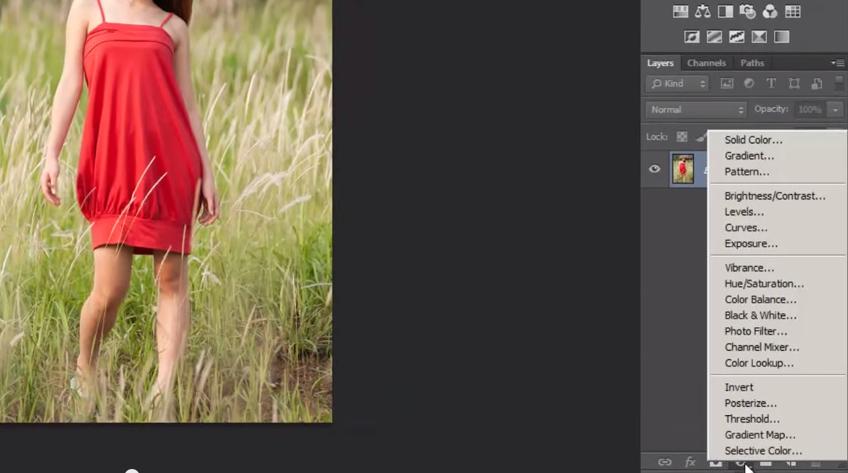 Tutorial Cara Edit Foto Model dengan Photoshop Cs5 Efek Soft Light