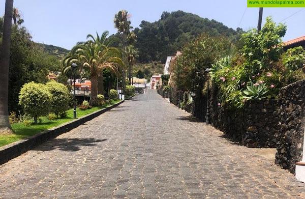 MAE solicita al Cabildo la declaración de bien de interés cultural para las calzadas de Villa de Mazo