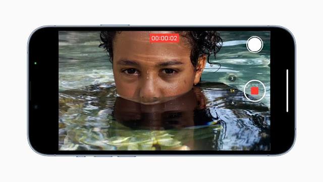هل سلسلة الآيفون 13 تتربع على عرش تصوير الفيديو؟