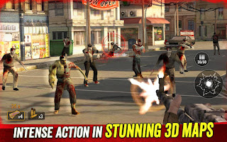 Zombie Hunter: Apocalypse MOD Apk [LAST VERSION] - Free Download Android Game