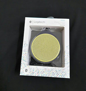 wireless speaker dari logitech