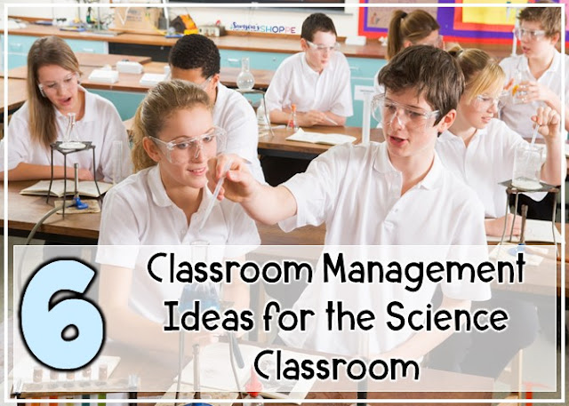 How to maintain control in the science laboratory and classroom