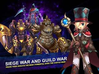 IRIS M Apk Data Obb - Free Download Android MMORPG Game