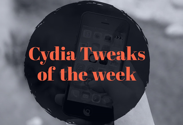 Now it's time to look up the new iOS 9 cydia tweaks released for iPhone/iPad which you might missed in this week