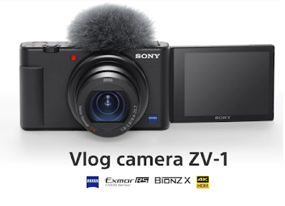 Sony ZV-1 - Vlogging Camera with Flipscreen & Mic for Beginners - Review