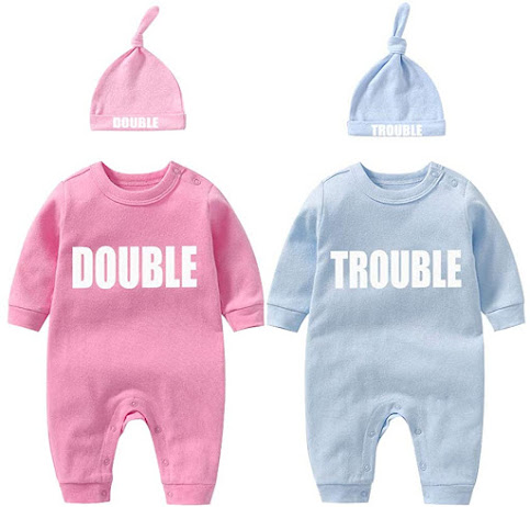 Affordable Twin Baby Clothes