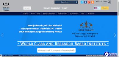 STMT Trisakti, Sekolah Calon Ahli Manajemen Transportasi