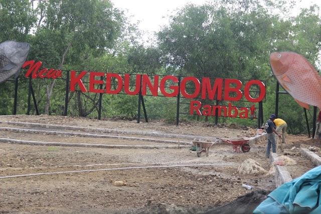 Wonosari Rintisan Daerah Wisata Baru Di Tepi Waduk Kedungombo