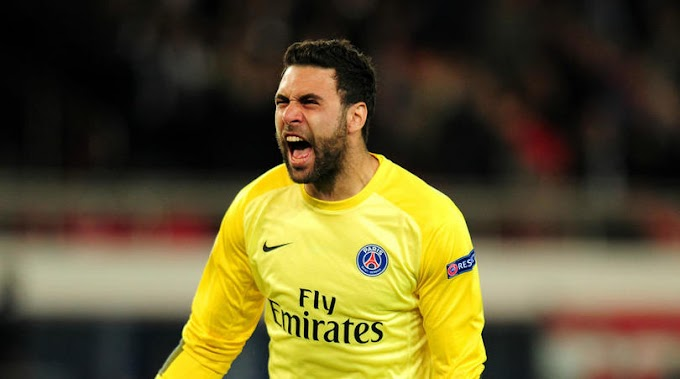 Sirigu leaves PSG to join Torino