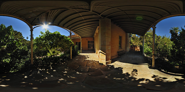 Virtual Tour Architectural Heritage Photography  - Vaculuse House, Sydney