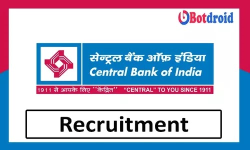 Central Bank of India Recruitment 2021, Apply for Office Assistant Job Vacancies
