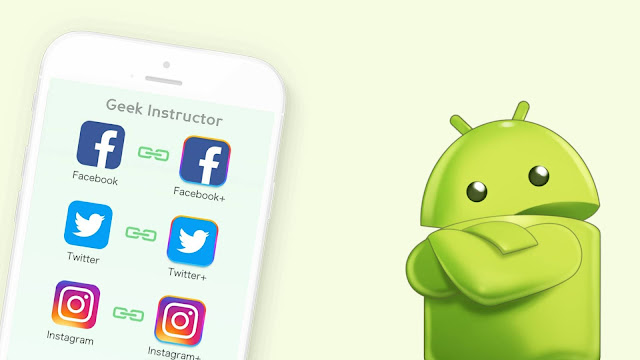 Install same app twice on Android phone