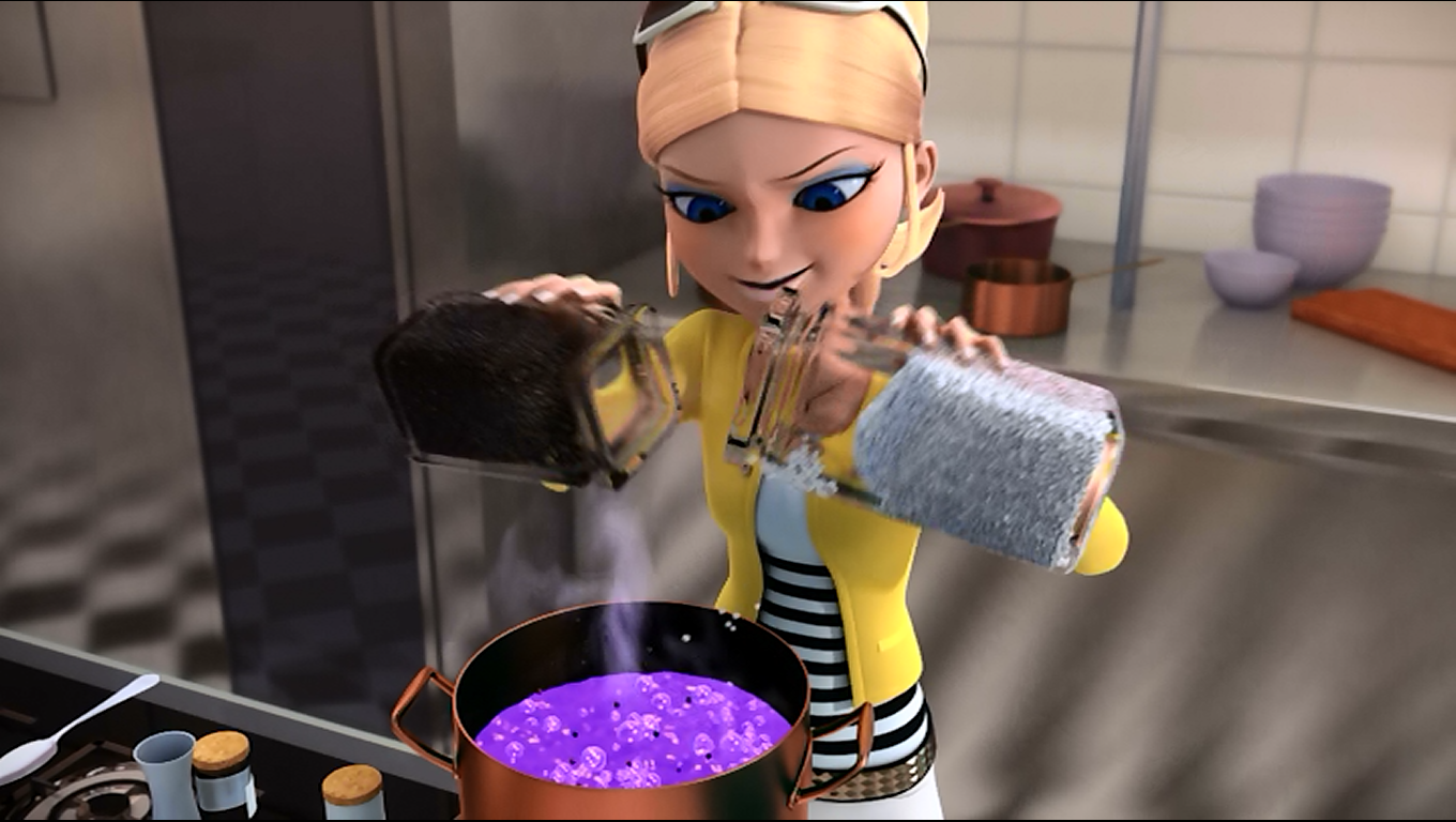 Image result for Celestial Soup miraculous ladybug gif
