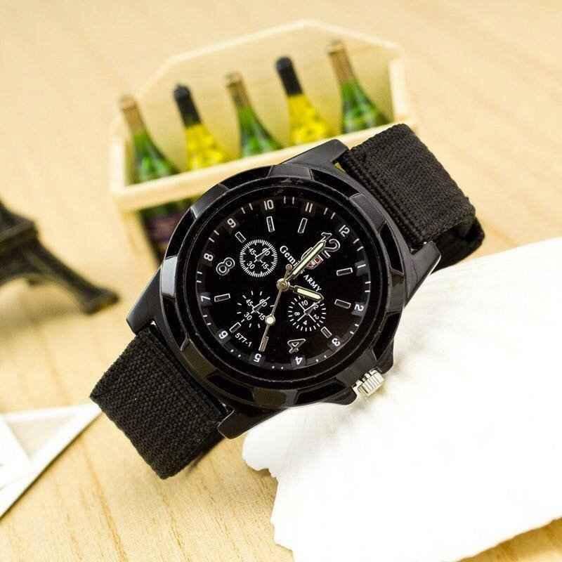 25k - Đồng hồ Thời trang dây dù Army giá sỉ và lẻ rẻ nhất