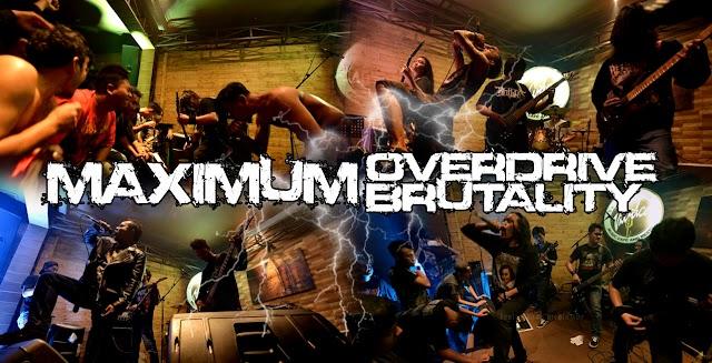 MAXIMUM OVERDRIVE - MAXIMUM BRUTALITY Report Event
