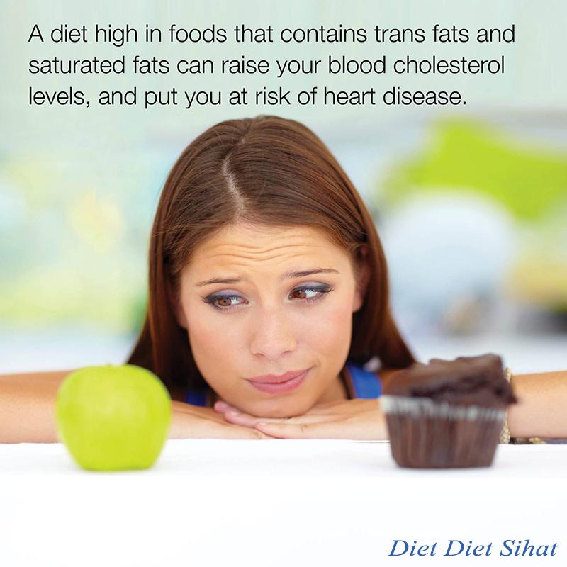 kurangkan kolesterol
