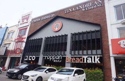 Lowongan Kerja Johnny Andrean Group Tangerang