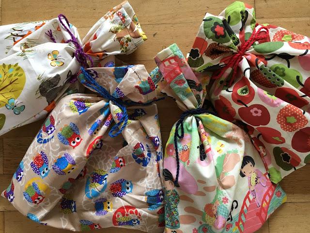 Geschenkverpackung selber machen