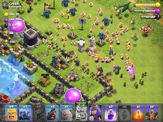 Clash of Clans v 13.180.13 MOD APK (Unlimited Money & More)