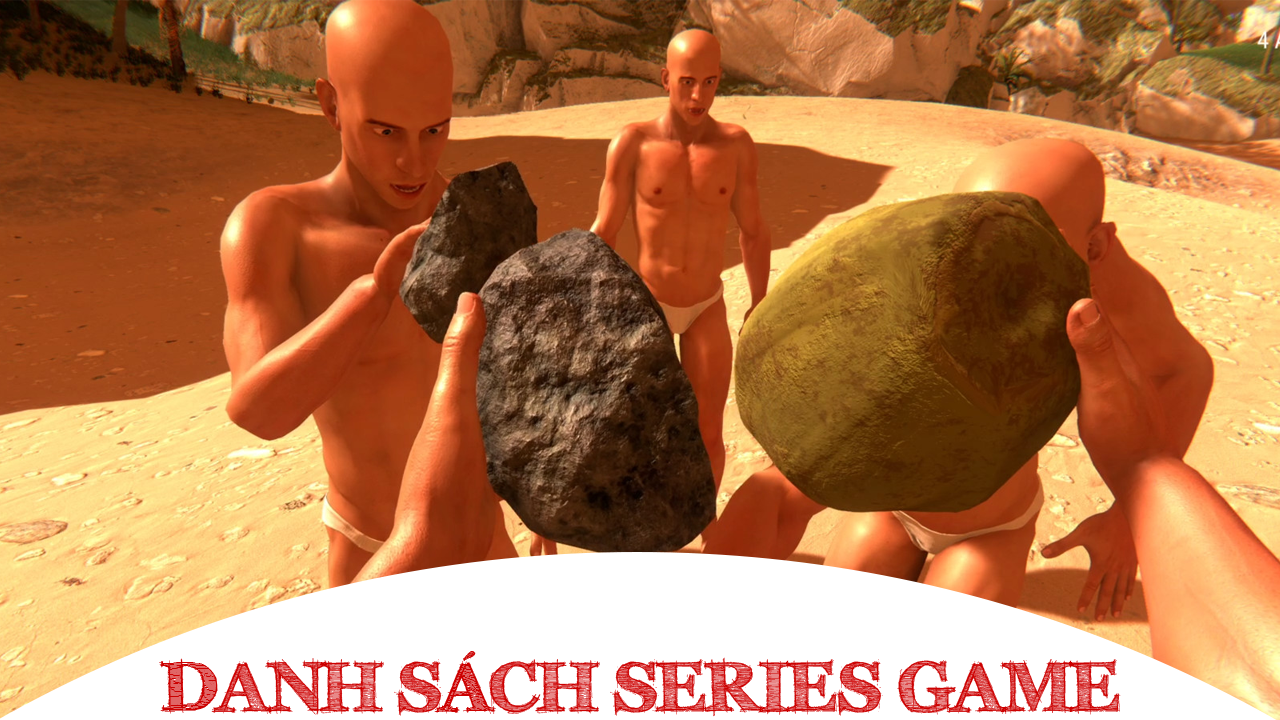 Danh Sách Series Game Hand Simulator