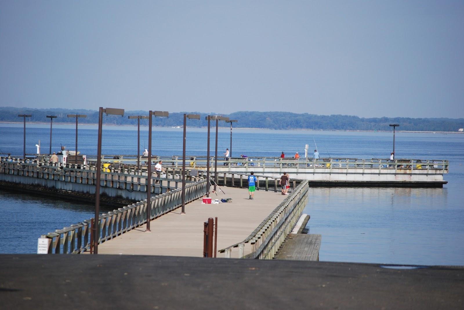 Chesapeake bay bridge fishing pier for Chesapeake bay bridge fishing report