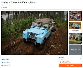 Xperience Lembang Fun Offroad