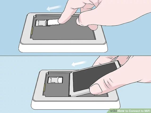 صورة بعنوان Connect to MiFi Step 1