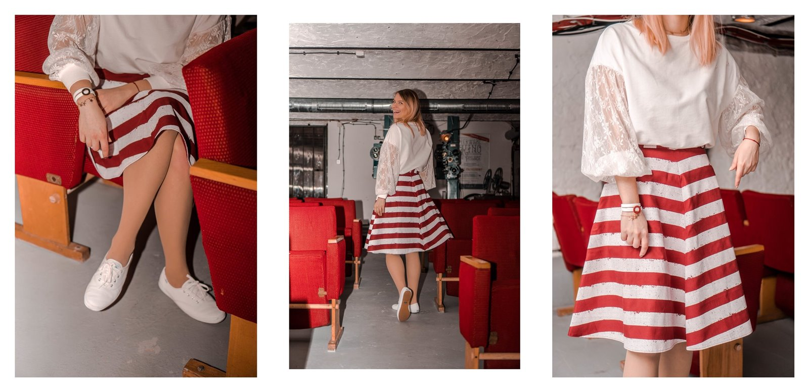 4a Skirt story spódnice szyte na miarę krawiectwo krawcowa online pomysł na prezent dla żony narzeczonej mamy szycie spódnic kraków łódź stylowe hotele stare kino w łodzi opinie recenzje pokoje gdzie się zatrzymać