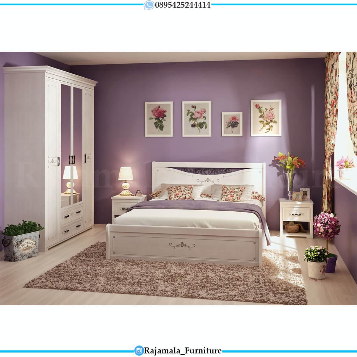Jual Tempat Tidur Minimalis Art Duco Excellent Color RM-0695