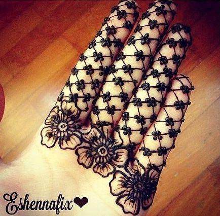 Bridal Mehndi Designs Best Simple Henna Designs For Fingers