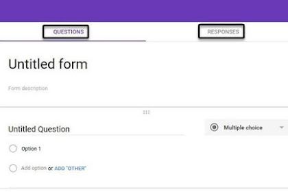 Cara Membuat Google Form Dengan Mudah