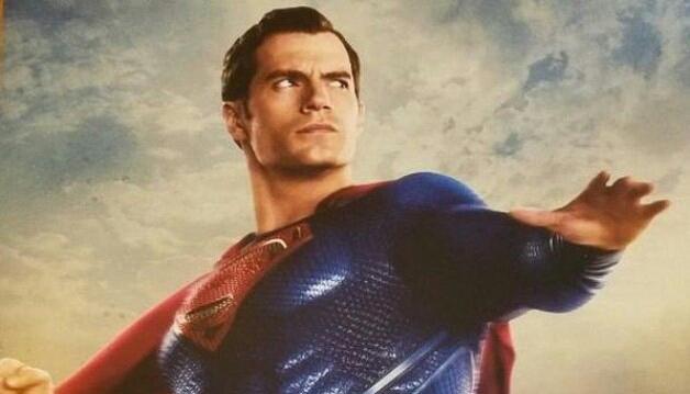 Justice League Calendar Reveals Superman New Look.