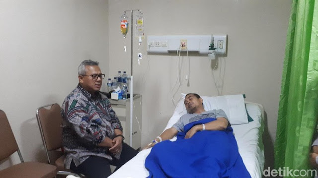 Ratusan Petugas KPPS Meninggal, PB HMI Desak Ketua KPU Arief Budiman Mundur