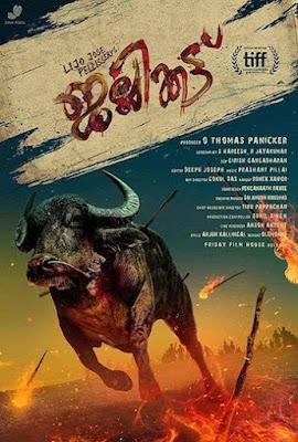 Jallikattu 2019 Malayalam 720p WEB-DL 800MB