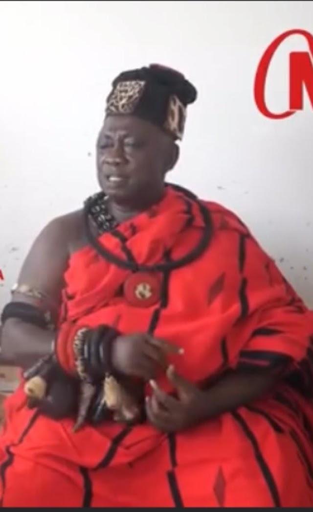 We're At War With Twene Jonas - Otumfours Nifahene Declares
