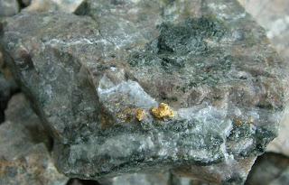 Geografia e geologia do ouro