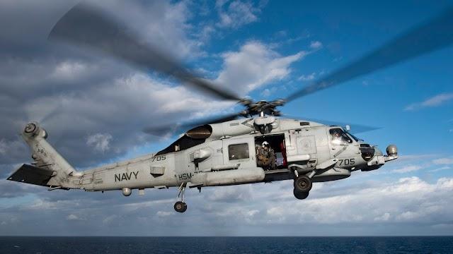 Η Ελλάδα παραλαμβάνει το 2021 τα ελικόπτερα Romeo-«φονιάδες υποβρυχίων» (ΒΙΝΤΕΟ)