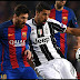 Juventus 0-0 Barcelona (AGG.3-0) Bianconeri see off the MSN challenge as wasteful Barca have only themselves to blame