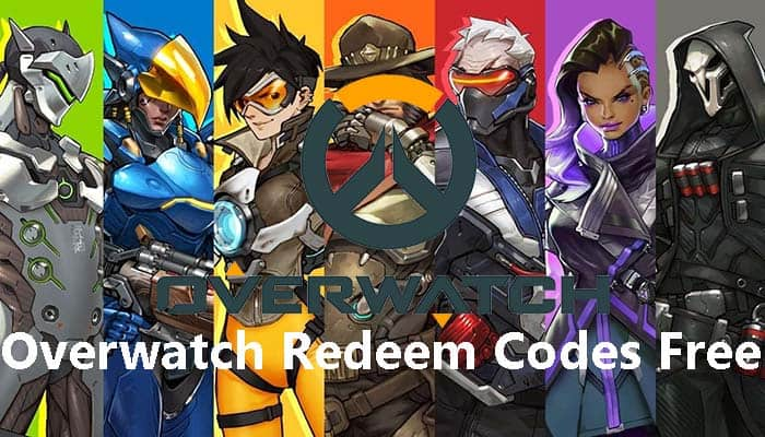 Overwatch Redeem Codes, Overwatch Redeem Code