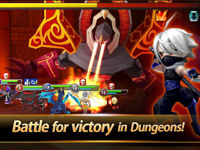 Game of Warriors MOD APK terbaru