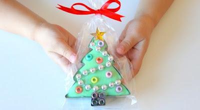 Manualidad niños navidad
