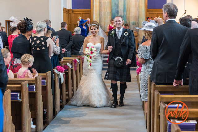 Bearsden Cross Parish Church Wedding Photography