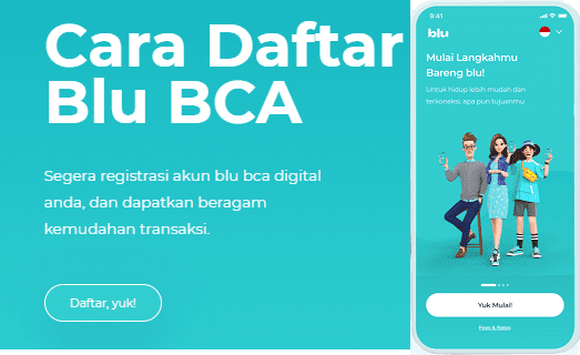 Cara Daftar Akun Blu BCA Digital
