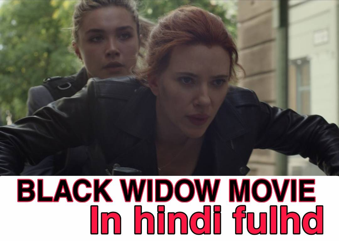 Black widow movie in hindi online