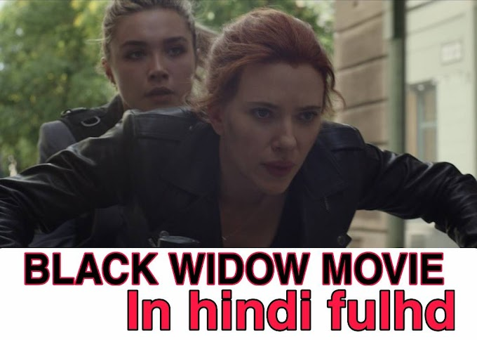 Black widow movie in hindi online