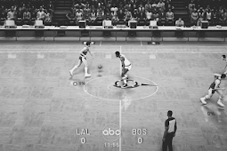 NBA 2K20 1960's ABC Retro Scoreboard by Sticky-Fingers