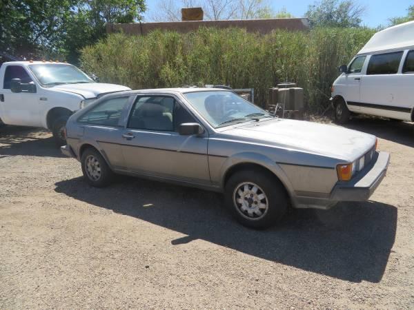 1984 Volkswagen Scirocco Deluxe Buy Classic Volks
