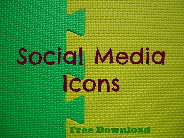 Premium Social Icons For Free Download