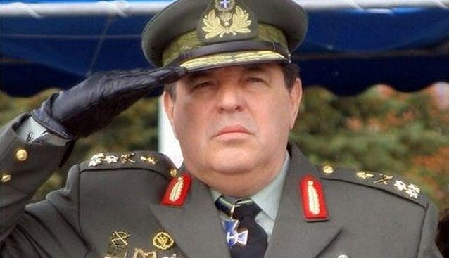 Στρατηγός Εα Φραγκούλης Φράγκος: Είναι Θέμα Εθνικής Επιβίωσης Το Σφράγισμα Των Συνόρων