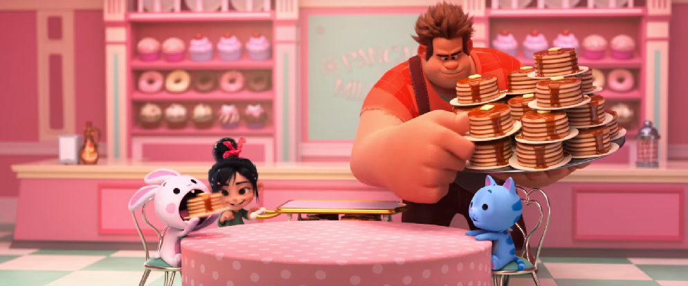 Wreck-It Ralph 2 Debuts 1st Trailer